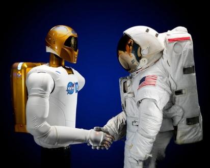 NASA, İnsansı Robotları Mars'a Gönderiyor