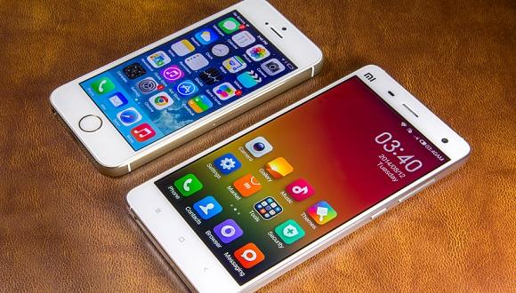 Xiaomi, Apple'ı Üçe Katladı