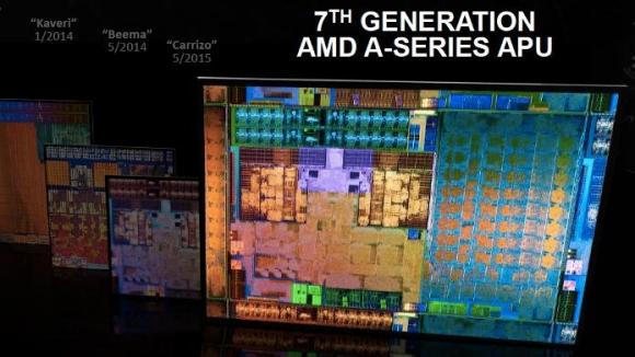 AMD Bristol Ridge İşlemcileri Duyuruldu!