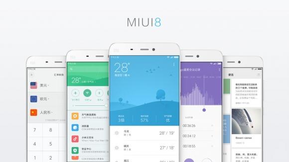 MIUI 8 için Açık Beta Başladı!