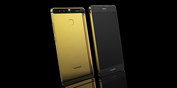 Altın Kaplama Huawei P9 Satışa Sunuldu