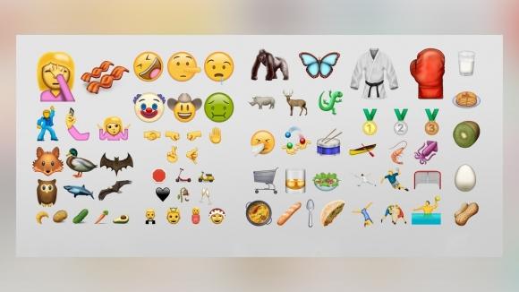 Twitter'a 72 Yeni Emoji Geldi!