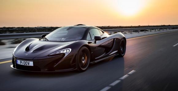 McLaren Elektrikli Yarış Otomobili Üretiyor