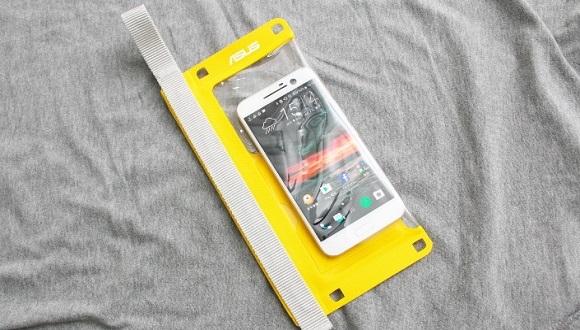 ASUS ZenPouch Telefonlarınızı Koruyacak