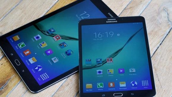 Galaxy Tab S3 Tabletler Sızdırıldı