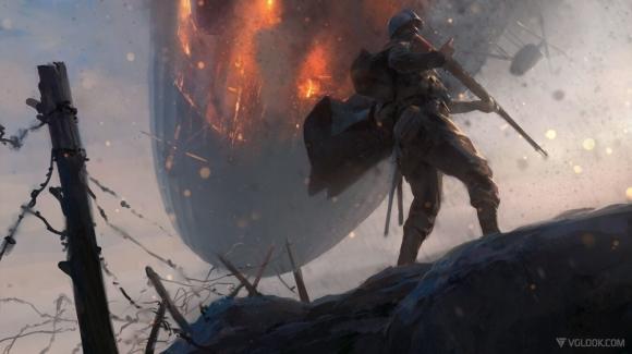 Battlefield 1 Sanat Görselleri Yayınlandı