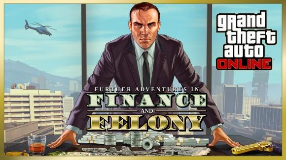 GTA: Online için Beklenen Güncelleme Geldi
