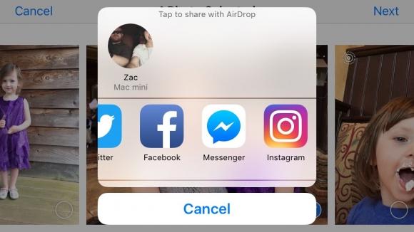 iOS için Instagram'da Yeni Paylaşım Seçeneği