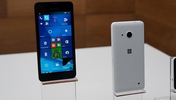Microsoft Lumia 550 Fiyatı 99 Dolar Oldu
