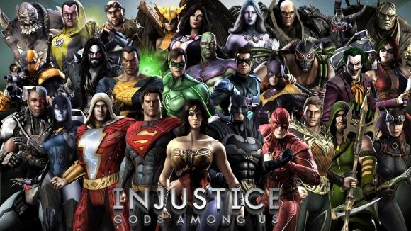 Injustice 2 Fragmanı Yayınlandı