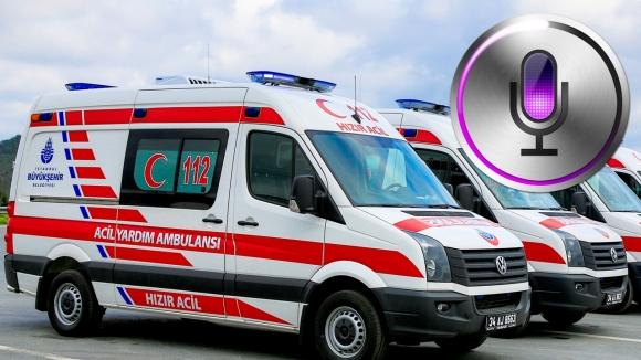 Siri ile Nasıl Ambulans Çağırabiliriz?