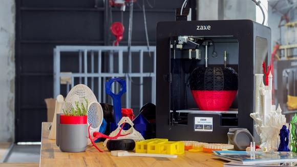 Zaxe 3D Printer İncelemesi