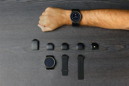 Modüler Akıllı Saat Ön Siparişte!