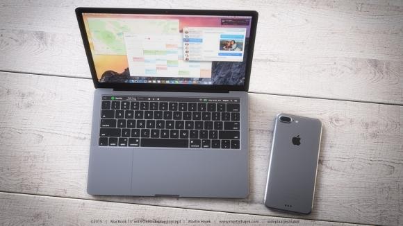 Yeni Macbook Pro Konsepti Göz Dolduruyor!