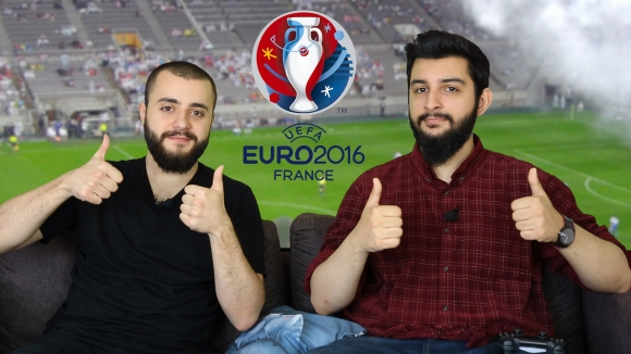 PES'te EURO 2016 Fransa – Romanya