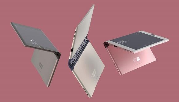 Lenovo'dan Katlanabilir Telefon ve Tablet