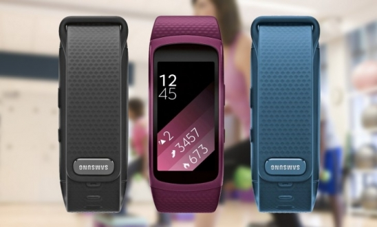 Samsung Gear Fit 2 Resmiyete Kavuştu