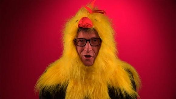 Bill Gates Tavuk Bağışladı!