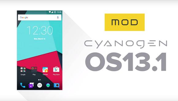 Cyanogen OS 13.1 Yeni Bir Özellik Getirdi
