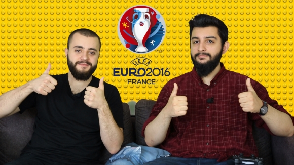 PES'te EURO 2016 İngiltere – Rusya