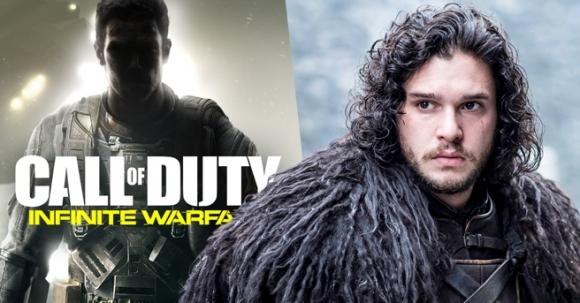Jon Snow, Call of Duty'de Yer Alacak!