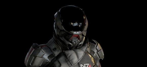 Mass Effect Andromeda'da aşk üçgeni