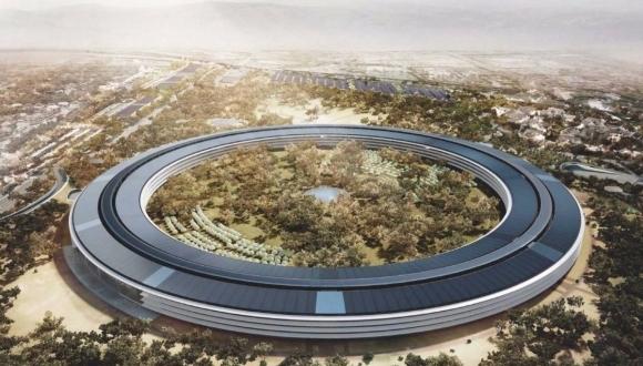 Apple Campus Ne Zaman Tamamlanacak?