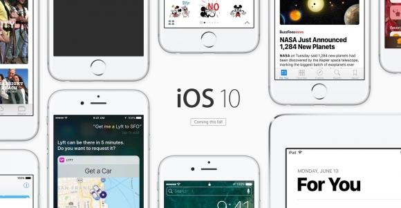 iOS 10 ile Gelen Yenilikler