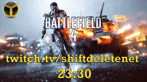 Twitch'te Battlefield 4 Oynuyoruz!