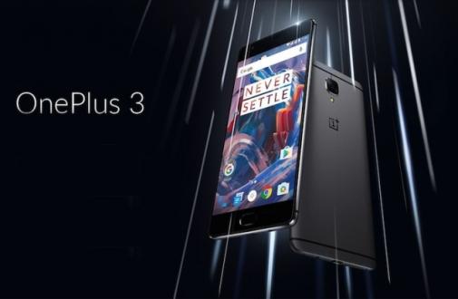OnePlus 3 Tanıtıldı! İşte OnePlus 3 Özellikleri!