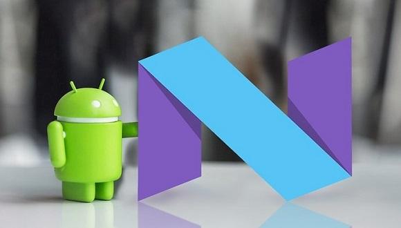 Android N 4. Geliştirici Önizleme Çıktı