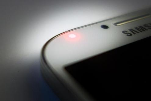 Samsung'dan Yeni Bildirim LED Sistemi