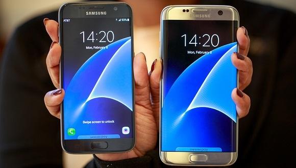 Galaxy S7 ve S7 edge için Yeni Güncelleme!