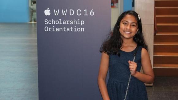 9 yaşında iPhone'a Uygulama Yaptı