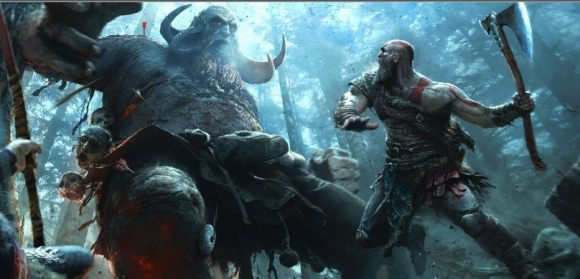 God of War Yeni Karakter Görselleri!