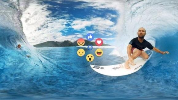 Facebook İfadeler VR'a Geldi!