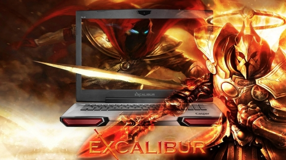 Oyuncu Bilgisayarı Excalibur Kutudan Çıkıyor