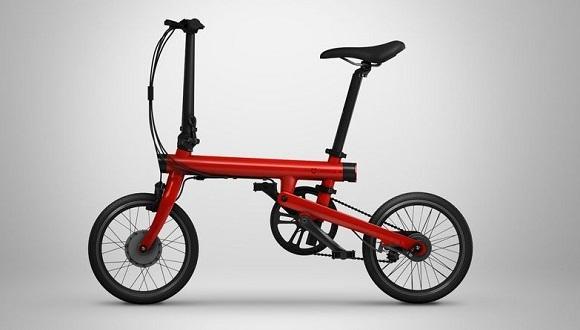 Xiaomi'den Katlanabilir Elektrikli Bisiklet