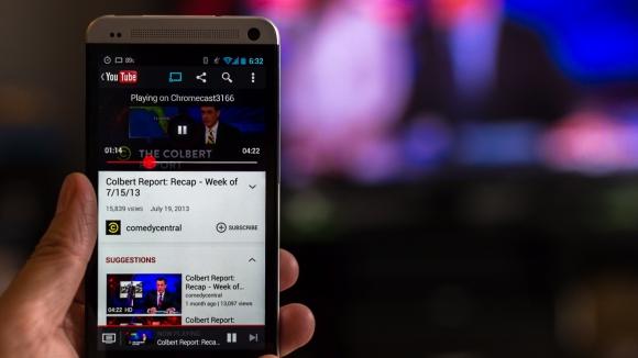 YouTube Canlı Yayın Özelliği Mobile Geliyor