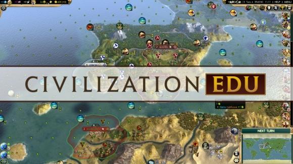 Civilization Ders Olarak Kullanılacak!