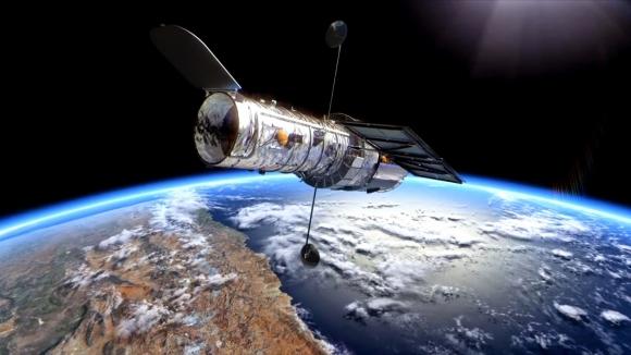 Hubble Teleskobu Uzayda Kalacak