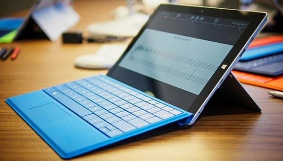 Yeni Surface Cihaz Yolda