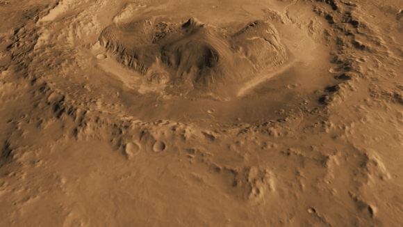 Mars'ta Su Bulundu Mu?