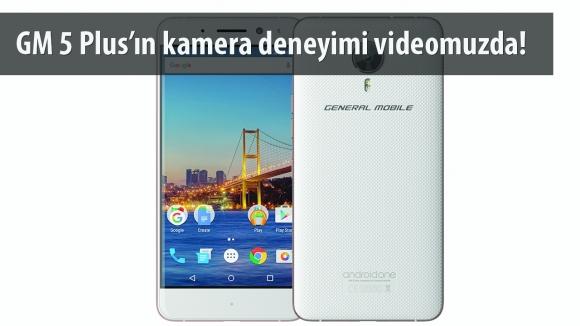 GM 5 Plus Kamerası Nasıl Fotoğraf Çekiyor?