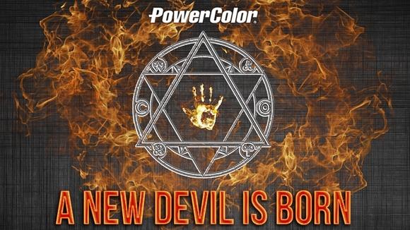 Powercolor Radeon RX 480 Devil Geliyor!