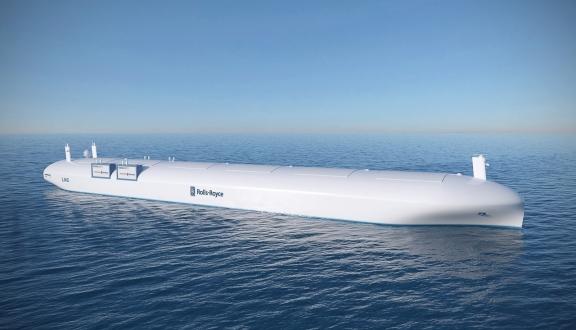 Rolls-Royce'tan Uzaktan Kumandalı Gemi!