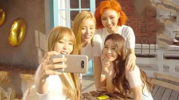 LG G5 – Kız Kıza #8