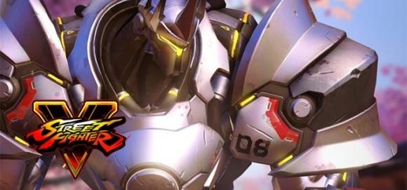 Overwatch Modlu Street Fighter 5