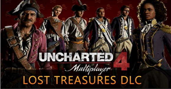 Uncharted 4: Lost Treasures DLC Yayınlandı!