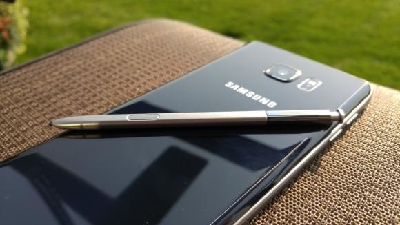 İşte Galaxy Note 7'nin Tasarımı!